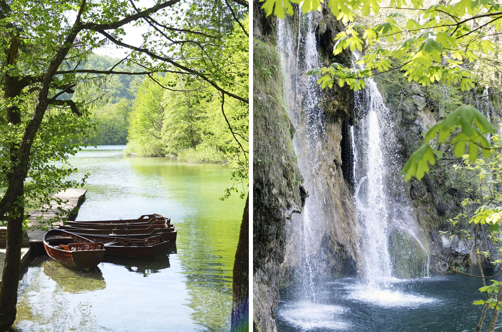 "During the 1960s, several ""spaghetti westerns"" were filmed in Plitvice because Germans and Italians believed certain sections of the park looked like the American West."