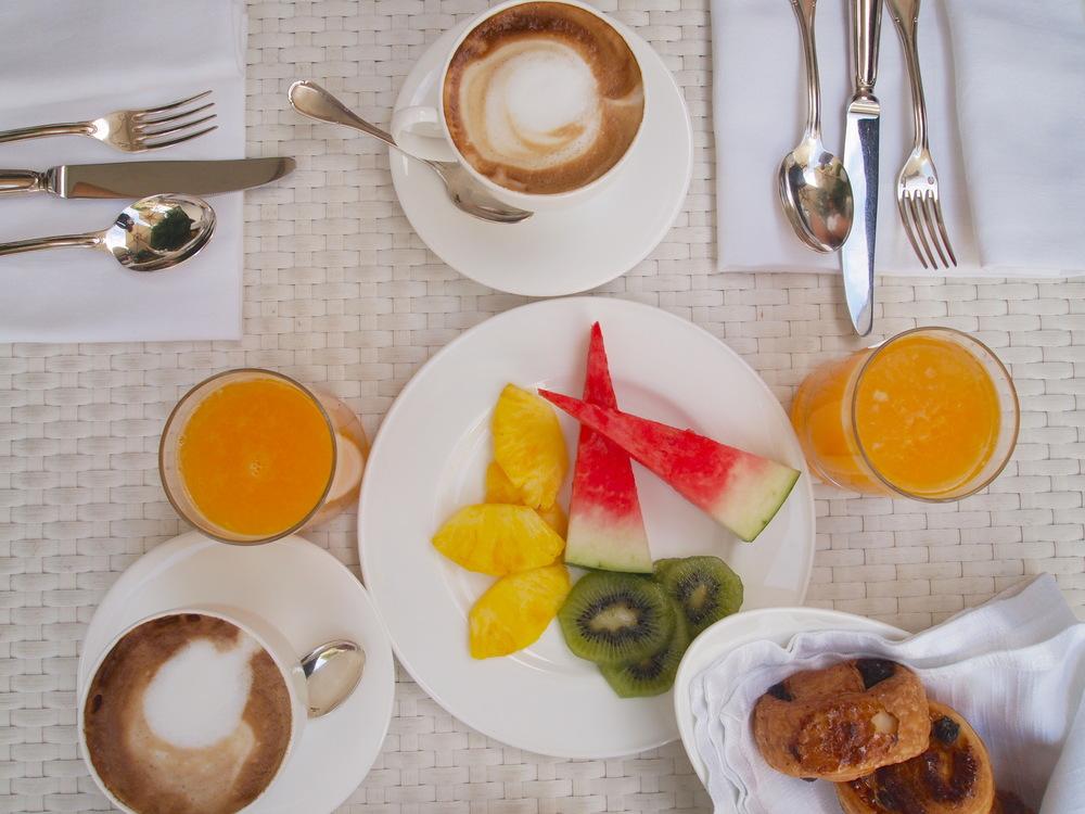breakfast terme manzi