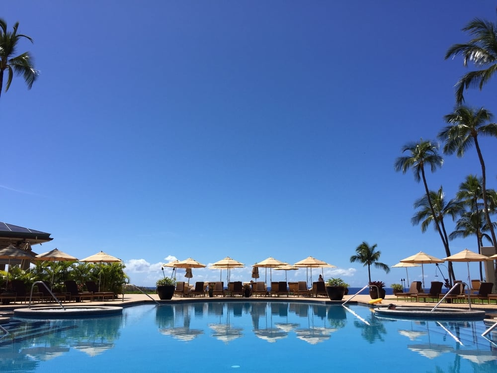 Lanai: If you think this pool at the Four Seasons Lanai is incredible, just imagine the new free-form version debuting Feb. 1st, 2016.