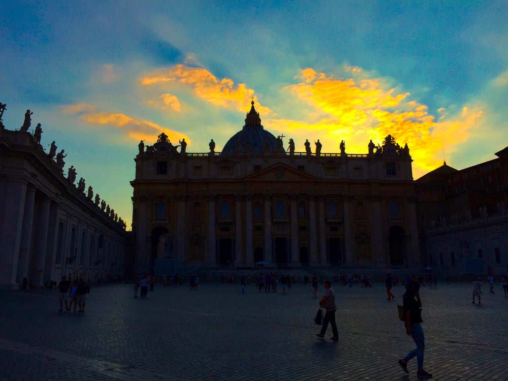 Rome: The wonder of St. Peter's Basilica