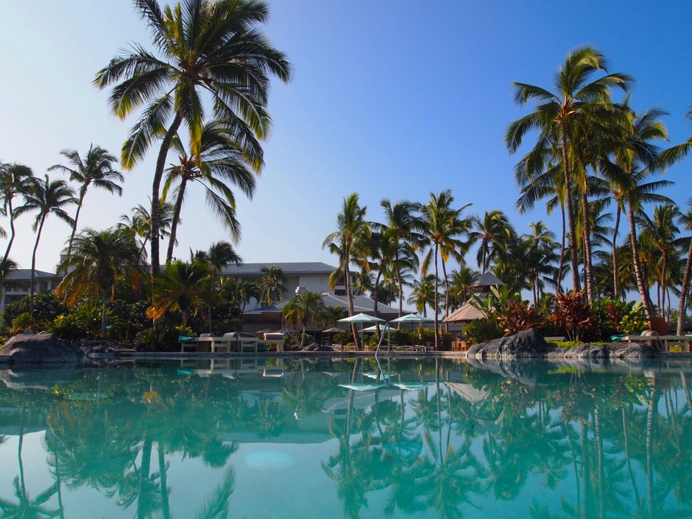 For the pools {Fairmont Orchid}