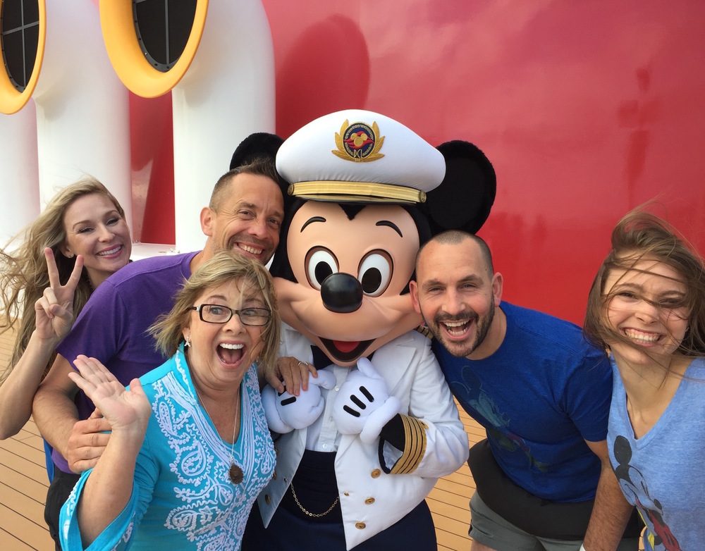 Sea days expedia disney cruise line