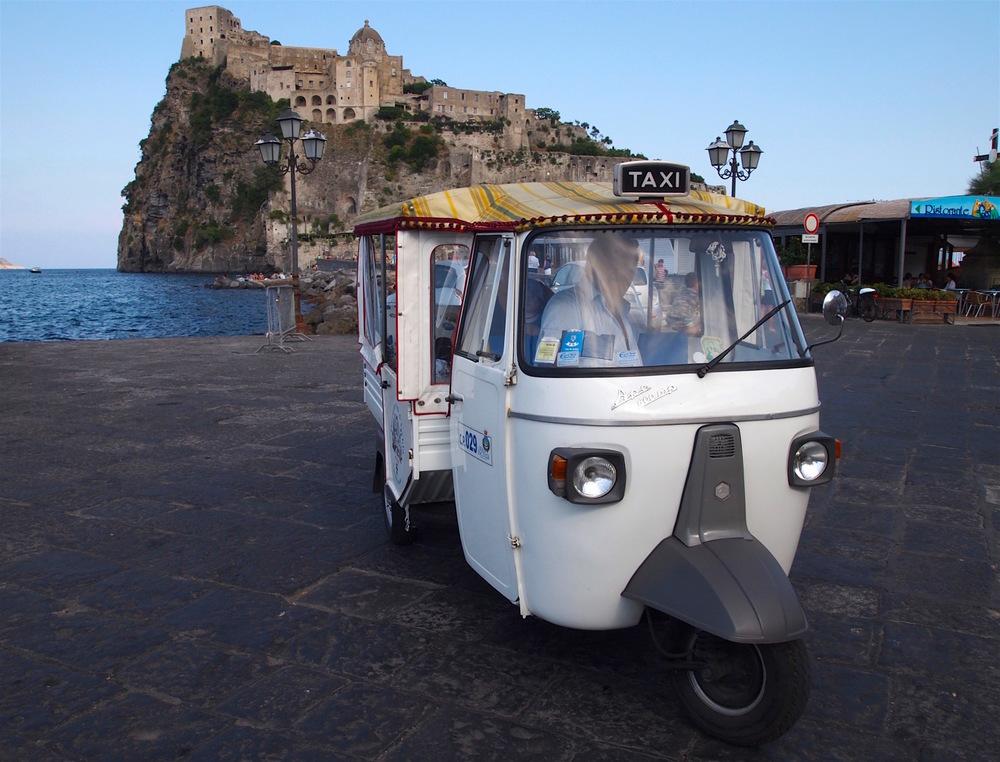 Ischia Italy Trip Styler