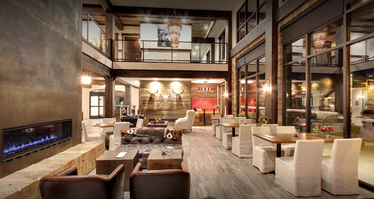 Stay ::  The Firebrand Hotel . Located in downtown Whitefish, this property is the newest and most boutique addition to the town's growing list of accoms.