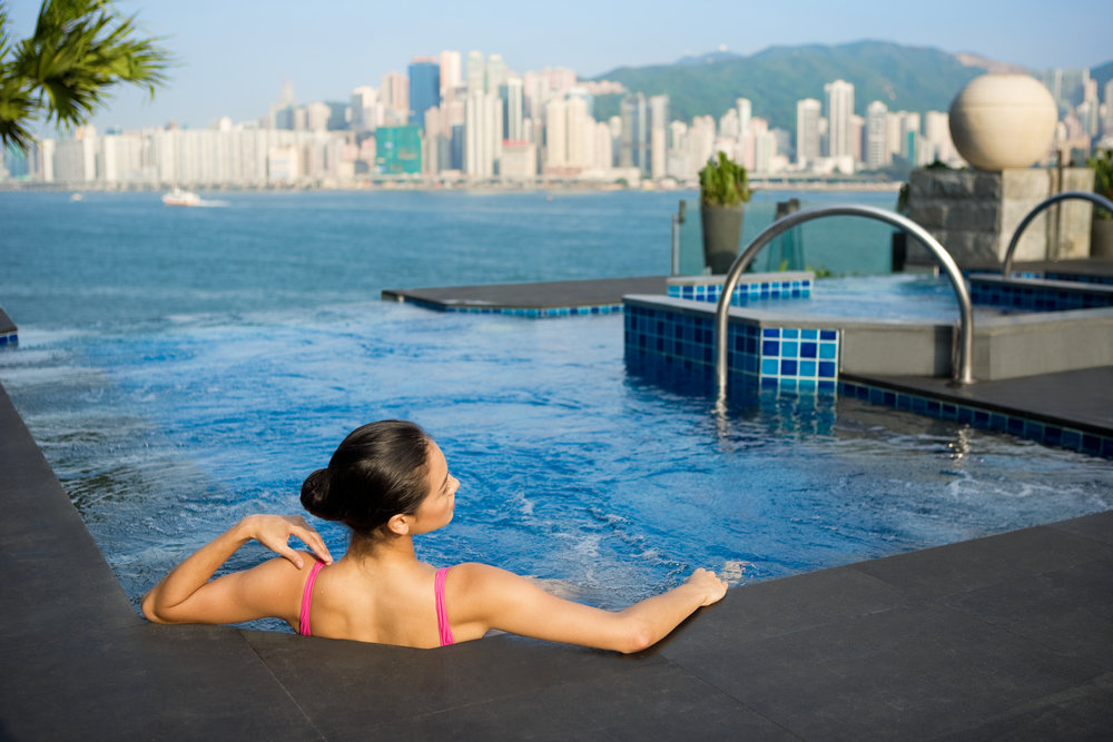 Where to stay in hong kong Closest Hotel to the Water