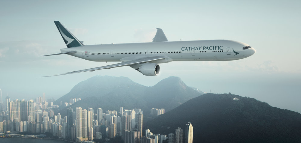 Cathay Pacific YVR to NYC Flight