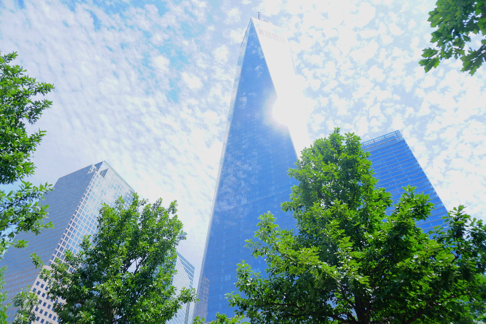 One World Trade Center.