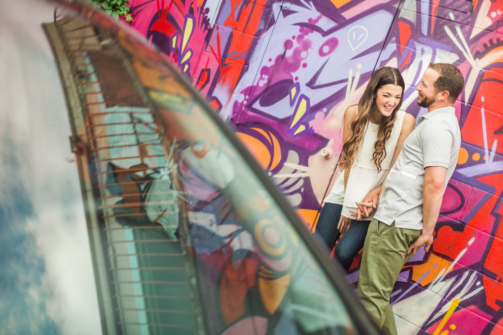 Kensingston Market Engagement Shoot