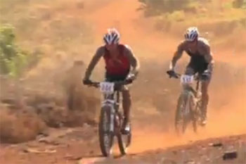 XTerra world championships at Kapalua Maui.""