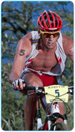 Conrad Caveman returns for the 2013 XTERRA World Championship.