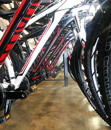 Specialized mountain bike rentals at West Maui Cycles in Lahaina