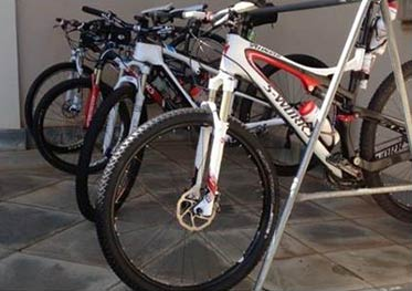 Maui XTerra bike rentals at Kapalua.