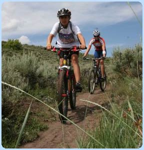 Maui mountain bike rentals include performance mountain bikes by Giant and Specialized.