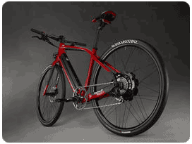 The beautiful new Specialized Turbo Electric Bike.