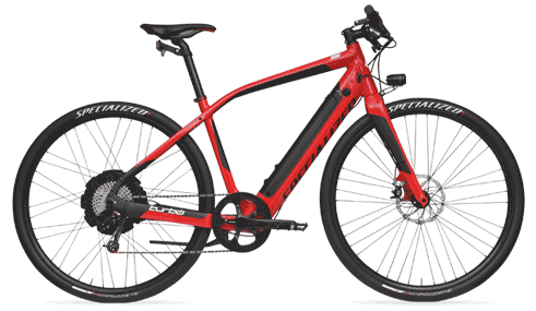 Specialized turbo electric bike pic
