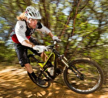 Perfomance mountain bike rental Maui includes the Stumpjumper FSR.