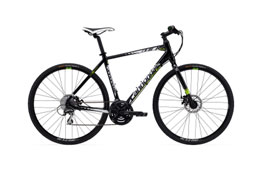 Maui bicycle rental, the Cannondale Quick CX 4