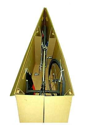 Box for shipping a bike to Maui