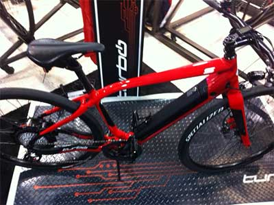 The Specialialized Turbo ebike is a Maui electric bike rental candidate for 2014.