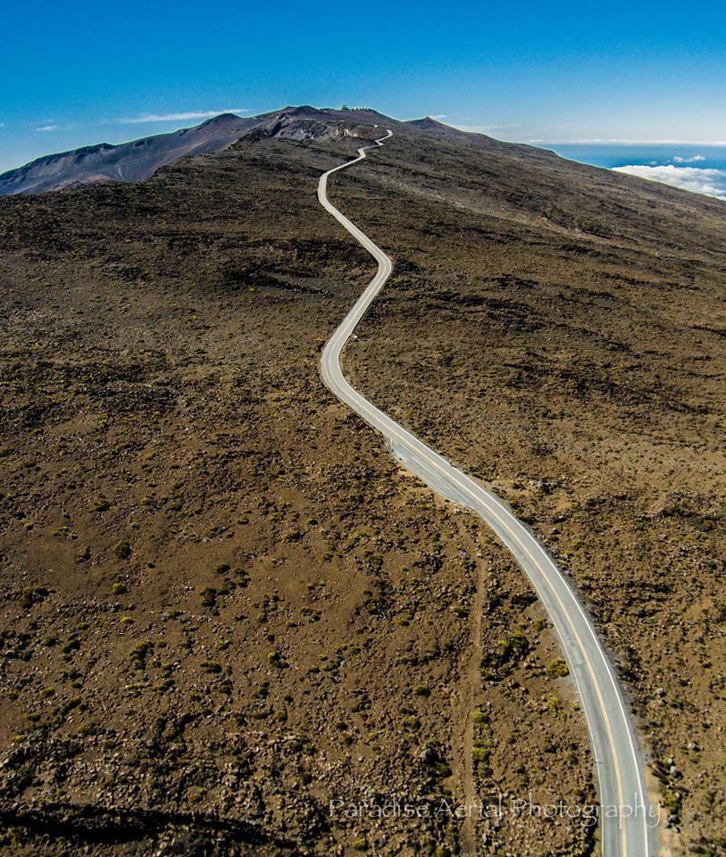 Haleakala climb