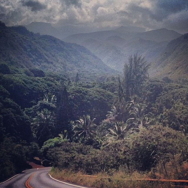Mesmerizing West Maui Mountains- Photo by  Ada Kwan