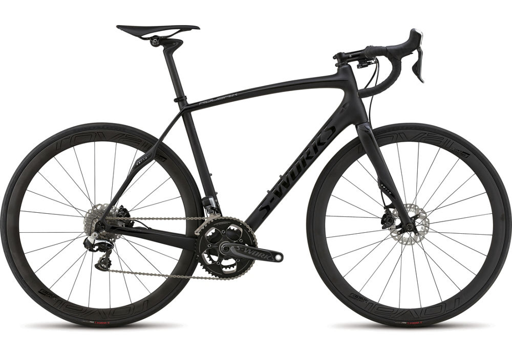 Specialized S-Works Di2 Roubaix disc rental bike only available at West Maui Cycles!