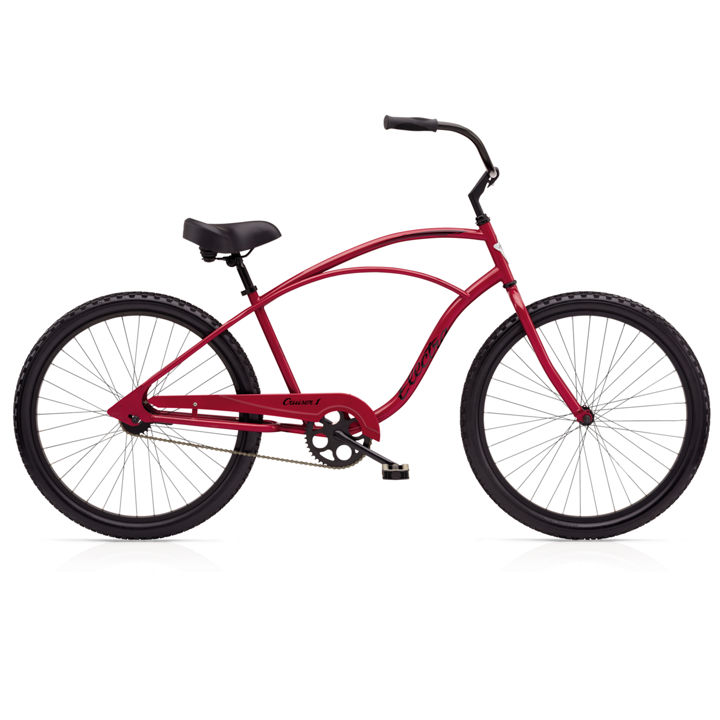 Electra Mens Cruiser w/ Basket