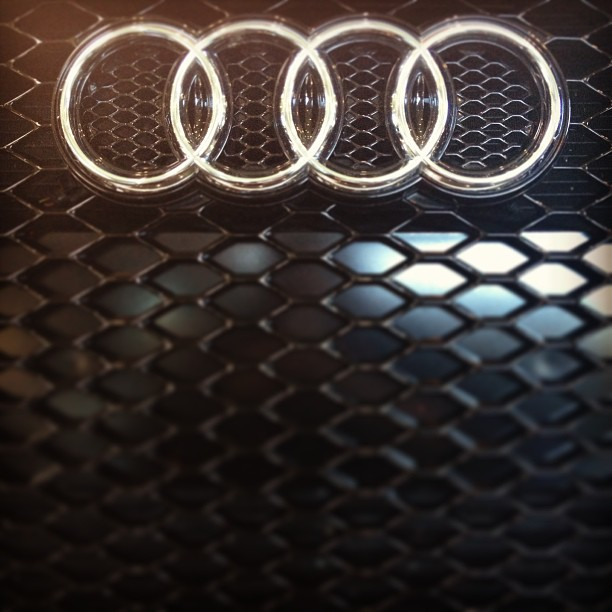 Audi of America @audi contacted me about some stock photos & they are adding me to the roster of photographers to choose from. I can't wait to go home & jump up & down with excitement! ⭕⭕⭕⭕#audi #audiofamerica #tt #grill #carphotographer #quattro (at Sonnen Audi)