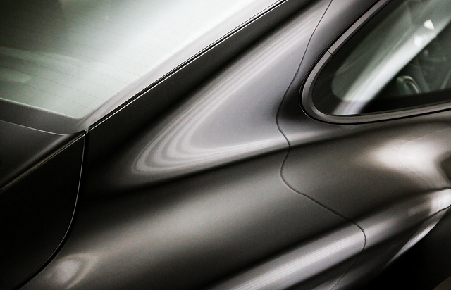 blackw/whitelight on Flickr. Porsche black 911