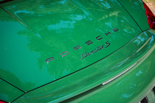 Racing Green Boxster on Flickr. Porsche Boxster British Racing Green