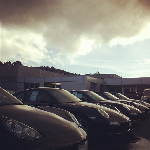 #porsche (at Sonnen Porsche)