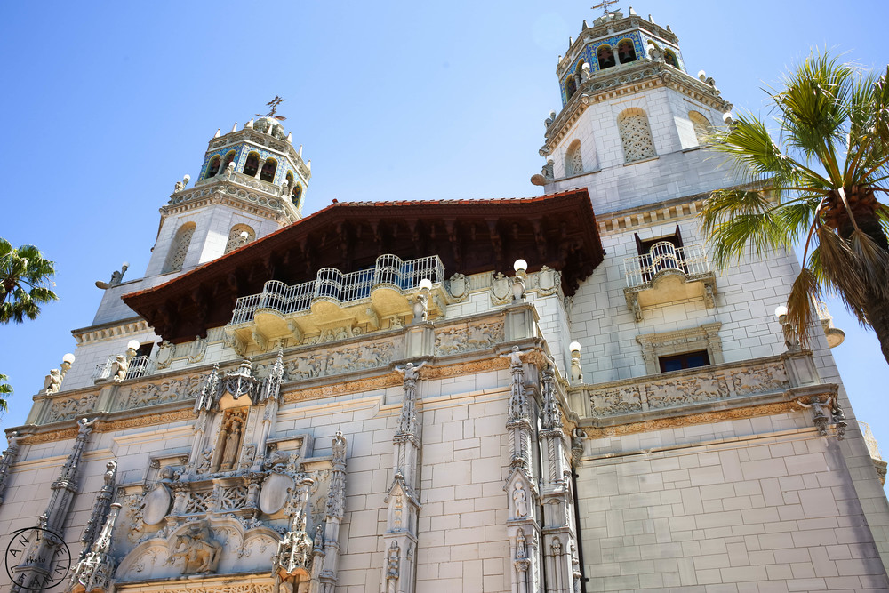 Editorial Travel Photography  San Simeon, Travel California Destination  by  Anise LeAnn Photography