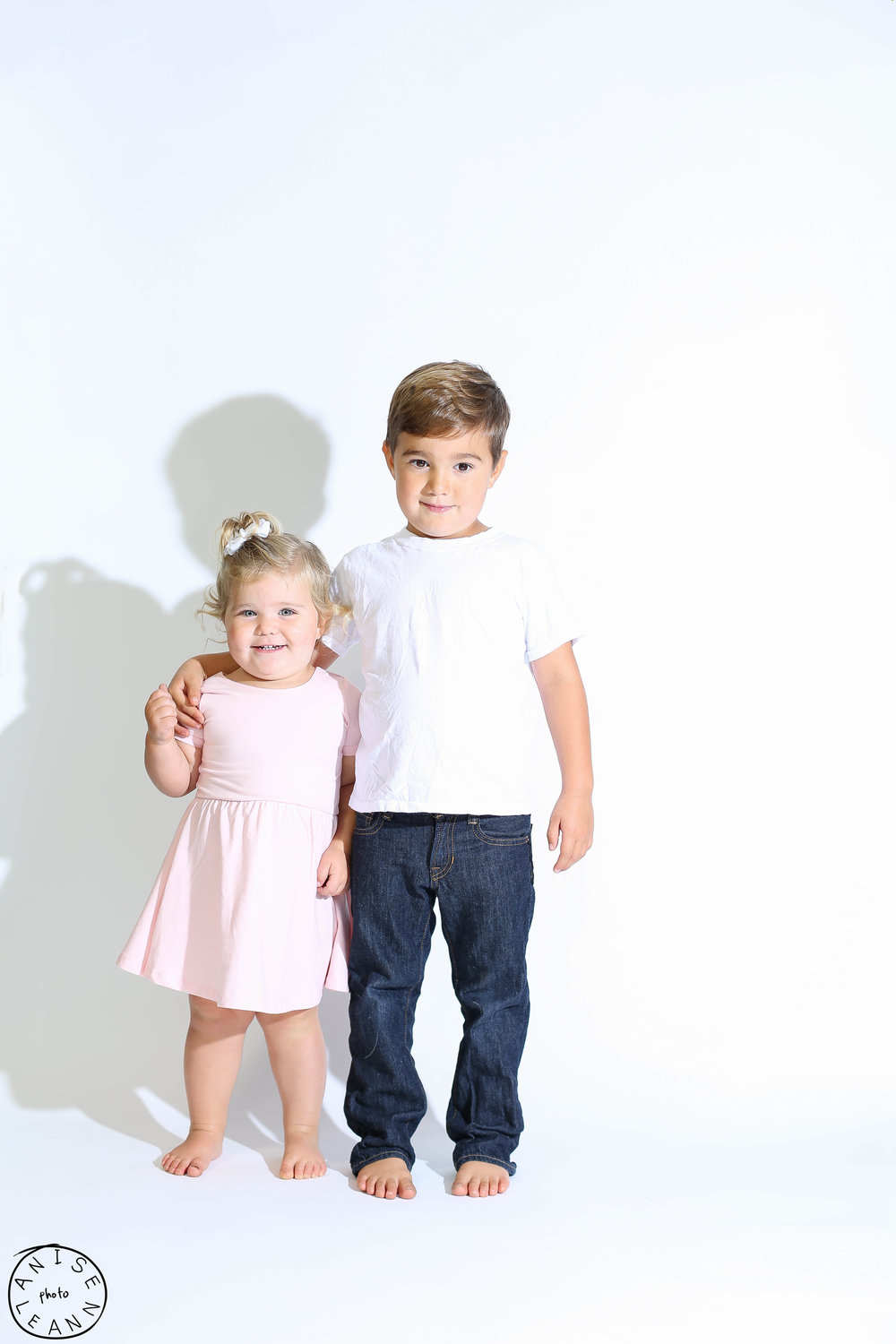 Studio Portraits for Kids