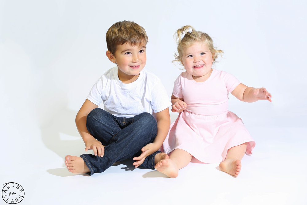KIds Studio Photography