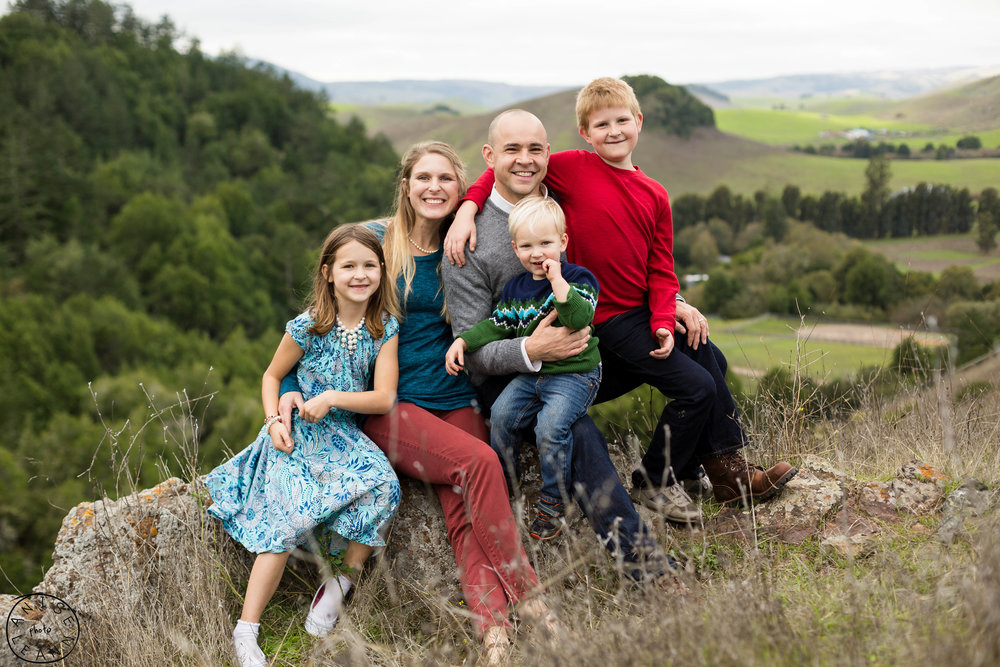 Family PIctures Nicasio