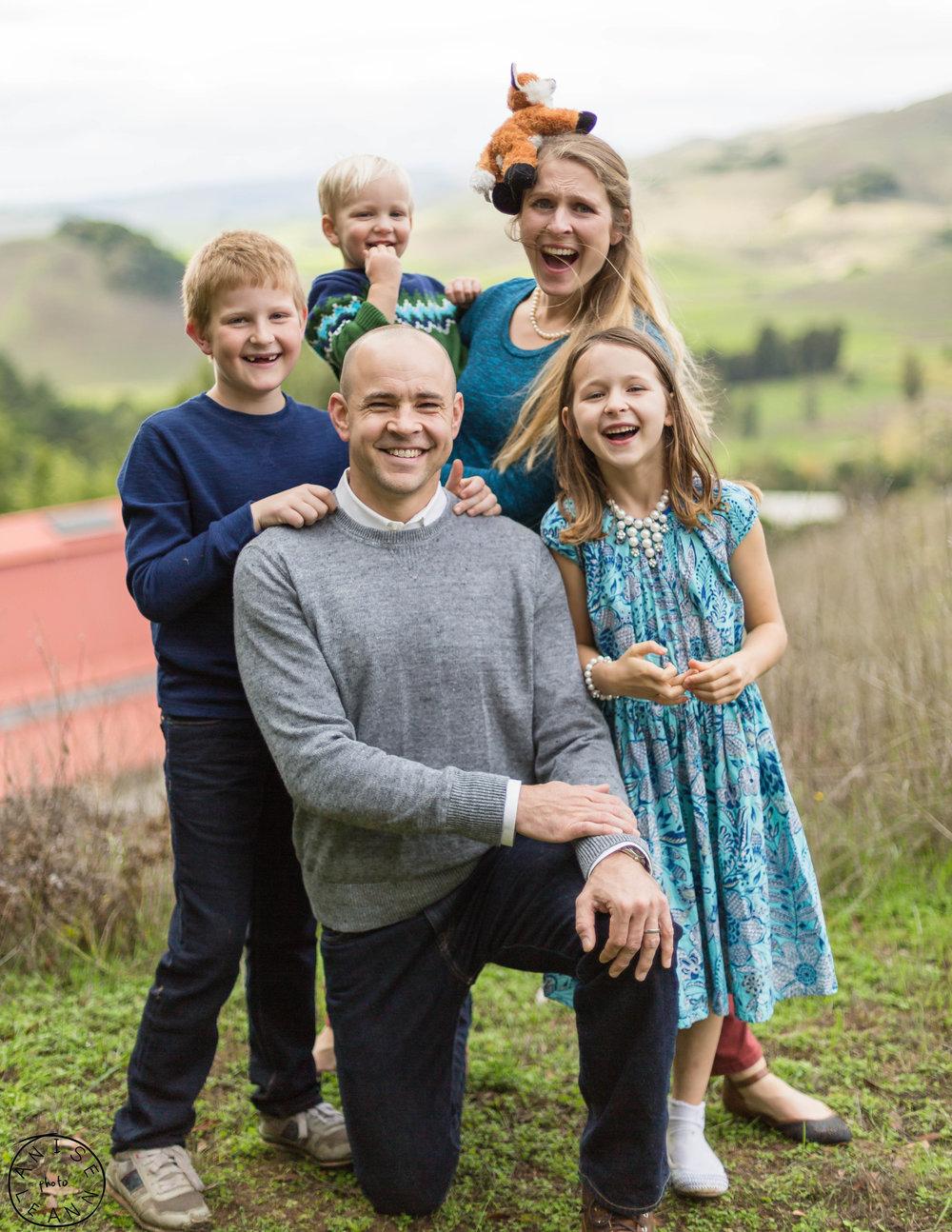 Family Photos Nicasio California