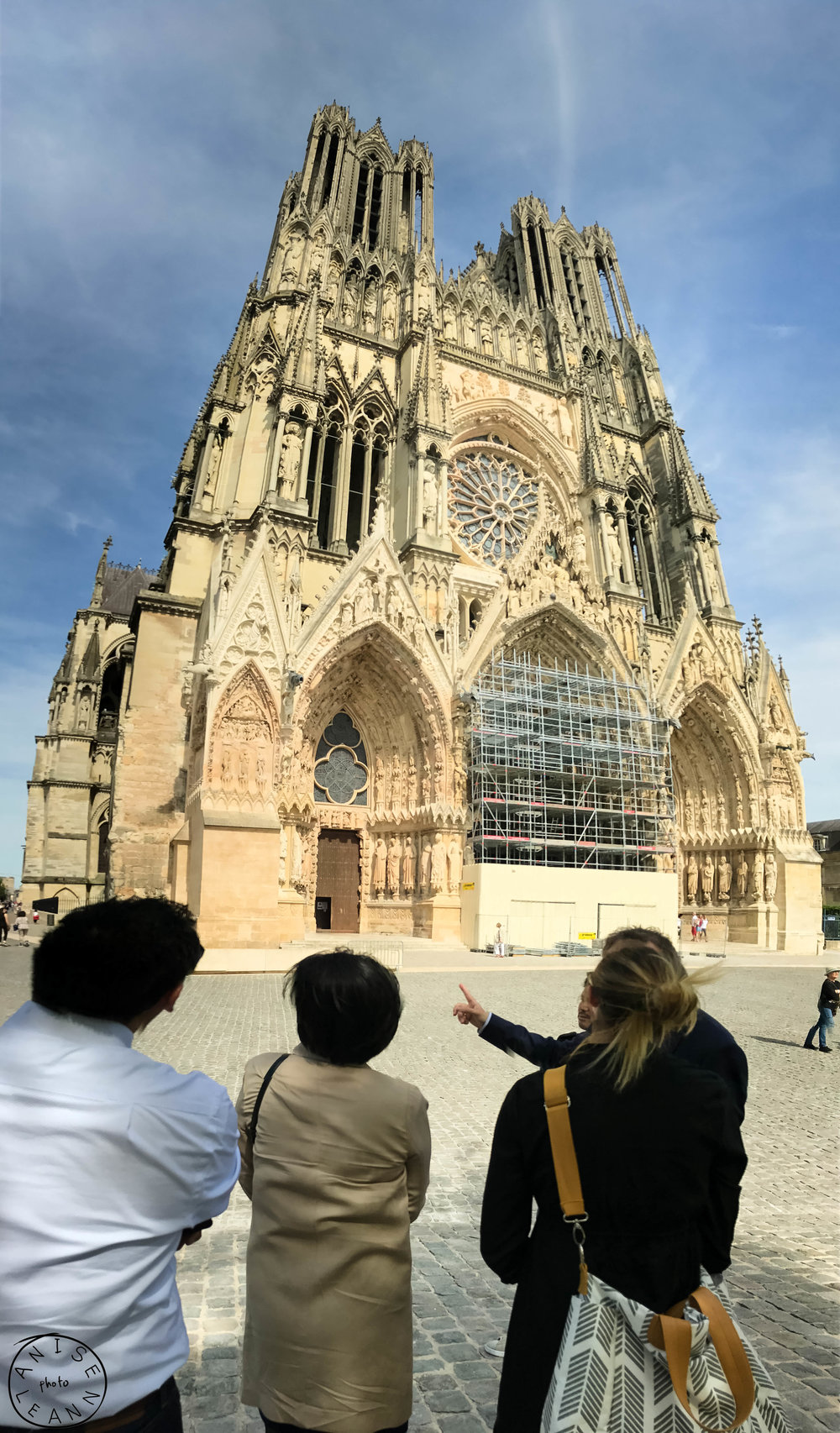 Reims Cathedral - The other Notre Dame...