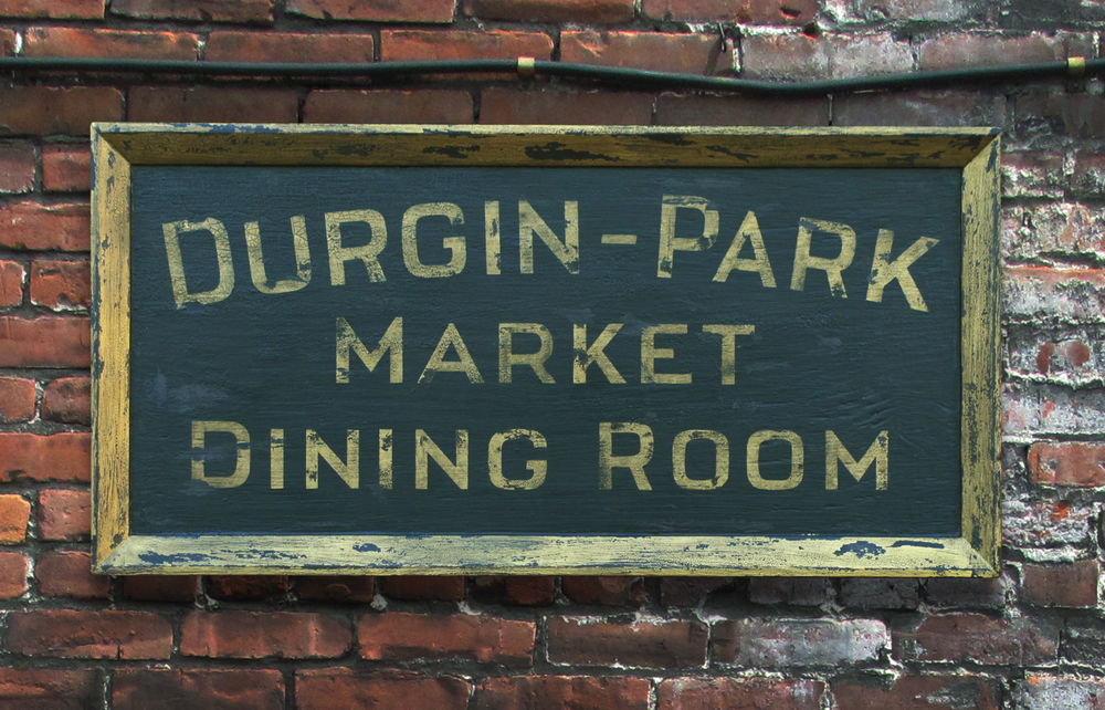Durgin-Park Market Dining — Nutmegger Workshop