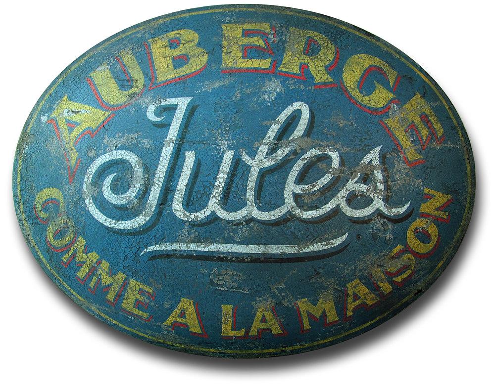 Auberge Jules sign.jpg