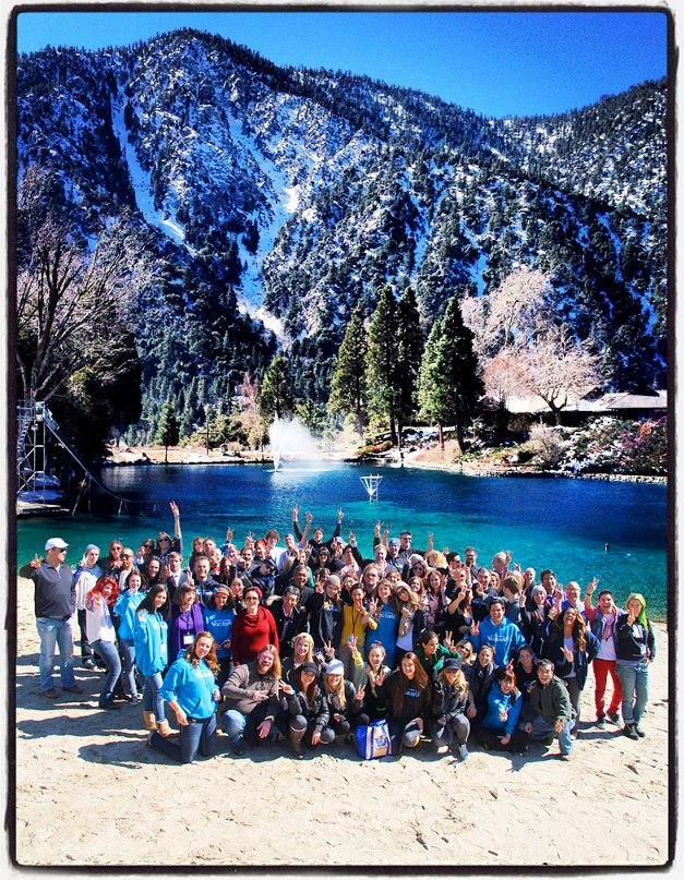 VocalizeU Winter Retreat 2013