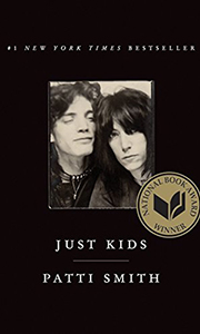 Just Kids - Patti Smith - Every creative should read this book. It is a beautifully written true story of two artists discovering themselves as artists. In New York in the 60s.