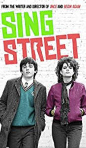 sing street - A charming film - a boy starts to band to win a girl and in the fun, filled with great 80s songs, discovers himself as an artist. Great film!