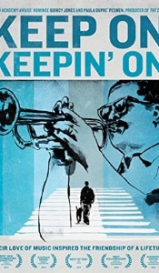 Keep On Keepin' On - Fabulous Music Documentary about Jazz legend Clark Terry!So very inspiring.