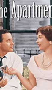 The Apartment - Classic film! Jack Lemmon and Shirley MacClaine star in this romantic comedy directed by Billy Wilder!