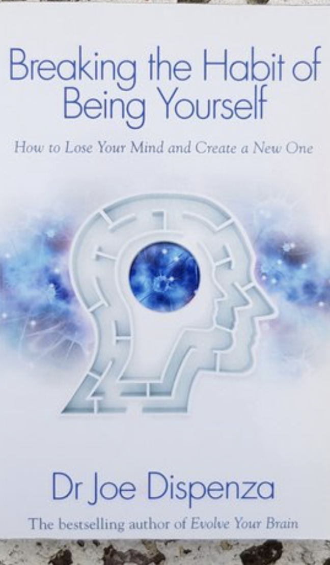 Breaking the habit of being yourself - dr. joe dispenza - This book is designed to help you break habits and patterns of thinking, behavior & choices so you can be the person you know you are, not just who you were told or taught to be. It pairs well with Dr. Dispenza's Morning and Evening Meditations.