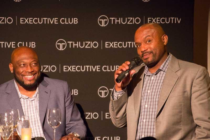 THUZIO EXECUTIVE CLUB: THE LEGEND OF RUN TMC