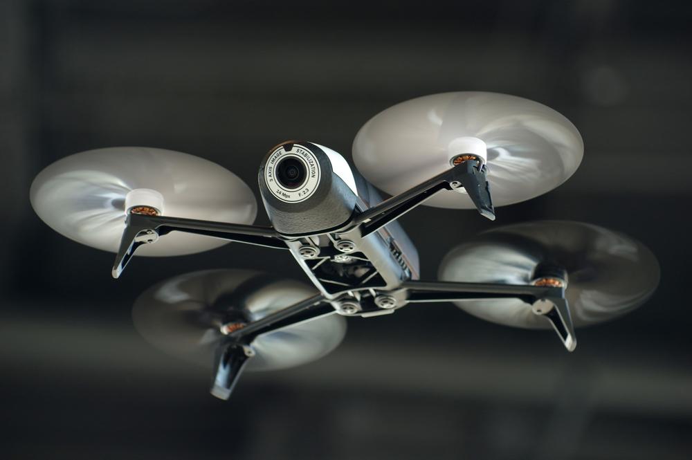 PARROT DRONE BEBOP 2 PRESS RELEASE