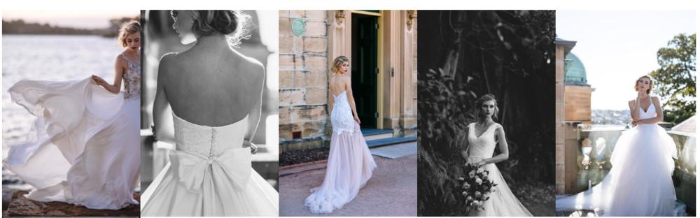 wedding dress couture sydney bride