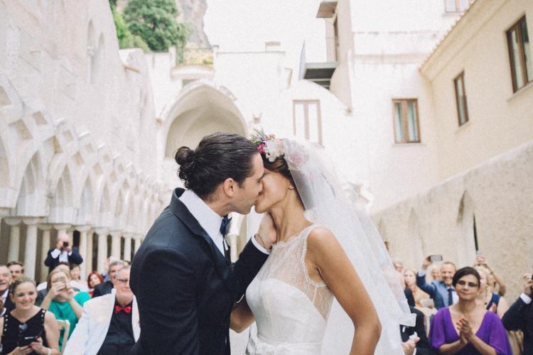 Amalfi Coast - Sydney Bride - Moira Hughes Couture