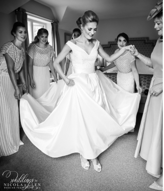 Moira Hughes Couture - Wedding Gown Designer Sydney